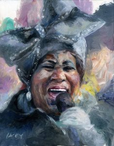 Aretha Franklin-Freelancers working from home also need some respect